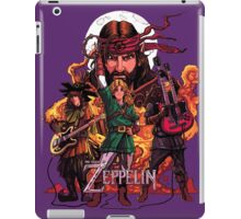 The Legend of Zeppelin iPad Case/Skin