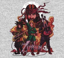 The Legend of Zeppelin Kids Clothes