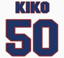 National football player Kiko Alonso jersey 50 by imsport