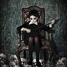 Queen of Skulls by Jennifer Rhoades