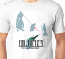 Final Fantasy VII The Sacrifice Of Cloud Unisex T-Shirt