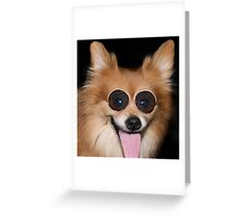 Wow a treat for me !! Greeting Card