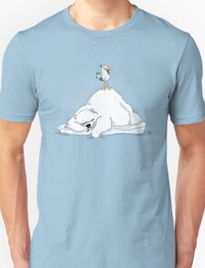 the climate change T-Shirt
