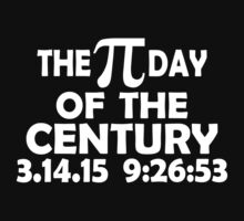 THE PI DAY OF THE CENTURY by Orphansdesigns