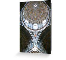 Basilica da Estrela Greeting Card