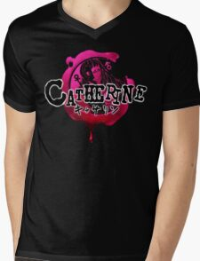 Catherine Mens V-Neck T-Shirt