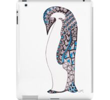 Pattern Penguin iPad Case/Skin