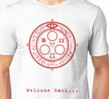 Halo of the Sun - Welcome back... Unisex T-Shirt