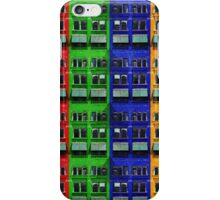 Rgby - Downtown Apartments iPhone Case/Skin