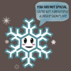 Special Snowflake by Konoko479