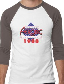 1988 National Aerobic Championship Men's Baseball ¾ T-Shirt