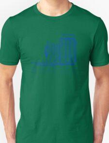 Vintage Photography - Graflex (Version 2) - Blue T-Shirt