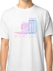 Vintage Photography - Graflex (Version 2) - Multi-Colour Classic T-Shirt