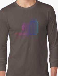Vintage Photography - Graflex (Version 2) - Multi-Colour Long Sleeve T-Shirt