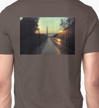 Vietnam Veterans Memorial 5 Unisex T-Shirt