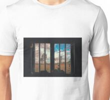 The Potting Shed Window  T-Shirt