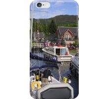 Fort Augustus, The Caledonian Canal iPhone Case/Skin