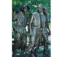Vietnam Veterans Memorial 6 Photographic Print