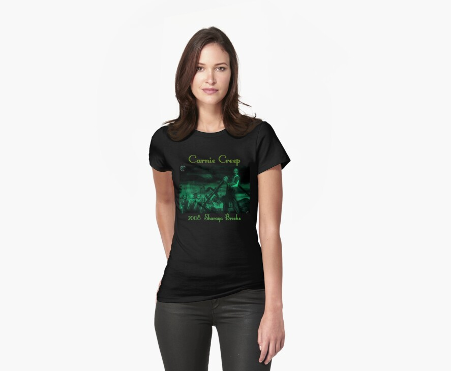 Carnie Creep Shirt by Sharaya Brooks