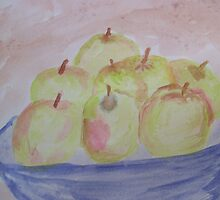 Apples by Alison Pearce