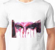 Piercing Eyes Unisex T-Shirt