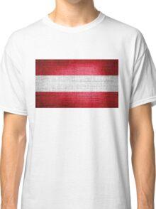 Austria Flag Classic T-Shirt