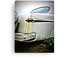 Sweet Chrome Canvas Print