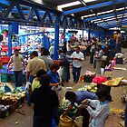 Just another Pic of the Cartago Market by Guy Tschiderer
