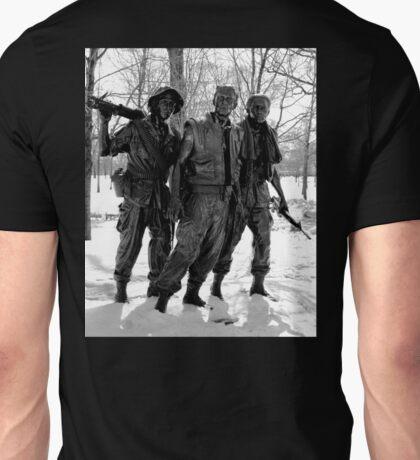 Vietnam Veterans Memorial 8 Unisex T-Shirt