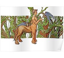 Earth centaur Poster