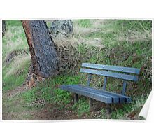 Empty Bench, 2007 Poster