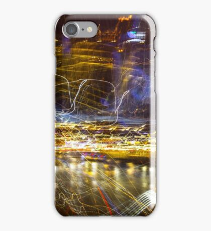 Night Lights iPhone Case/Skin