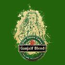 GANJALF BLEND THE GREEN LABEL by karmadesigner