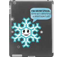 Special Snowflake iPad Case/Skin