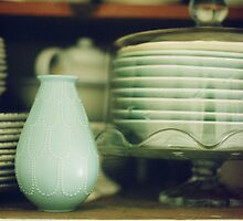 in the cupboard. by Shannon Miller
