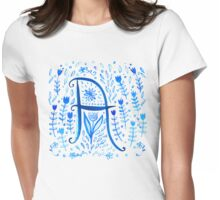 A is for... Womens Fitted T-Shirt