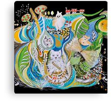 Fairy story for all  Canvas Print