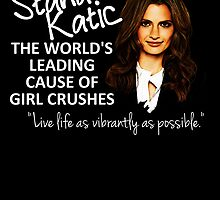 Stana - Leading Cause of Girl Crushes by Gwright313