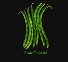 Grow Organic ! (Beans) Mens V-Neck T-Shirt