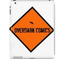 OverDark Comics Hazard Logo iPad Case/Skin