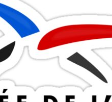 Logo of the French Air Force  Sticker