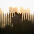 Paris is for lovers by martinilogic