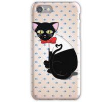 Tam cat iPhone Case/Skin