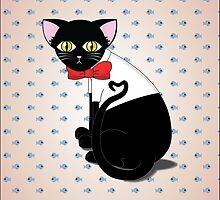 Tam cat by lovemay