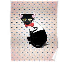 Tam cat Poster