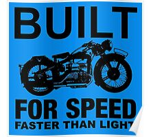FASTER THAN LIGHT Poster