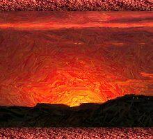Firesky II by Allen Gaydos