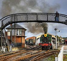 Bo'ness and Kinneil Railway by Tom Gomez