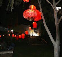 Chinese lanterns by SarahTrangmar