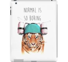 Swaggy Tiger iPad Case/Skin